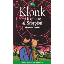 Klonk et la queue du Scorpion - Klonk 8