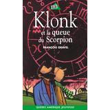 Klonk et la queue du Scorpion