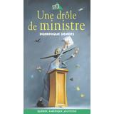 Une drôle de ministre