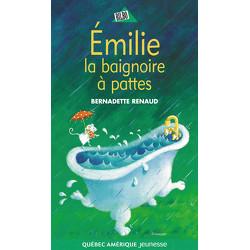 Émilie, la baignoire à pattes