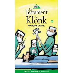 Le Testament de Klonk - Klonk 11