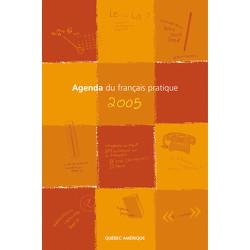 L'Agenda du français pratique 2005