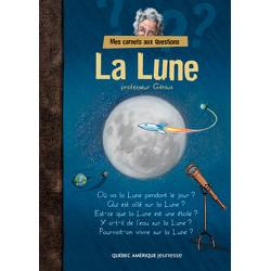 La Lune - Mes carnets aux questions