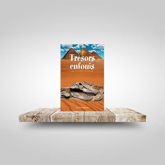 Trésors enfouis - L'encyclopédie aventure