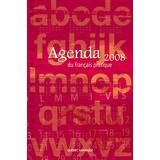 L'Agenda du français pratique 2008