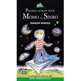 Premier roman pour Momo de Sinro