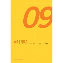 L'Agenda du français pratique 2009