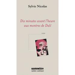 Dix minutes avant l'heure aux montres de Dalí