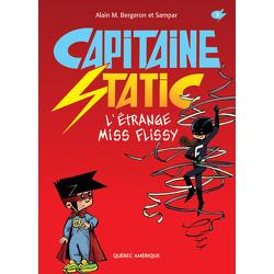 Capitaine Static 3 - L'Étrange Miss Flissy