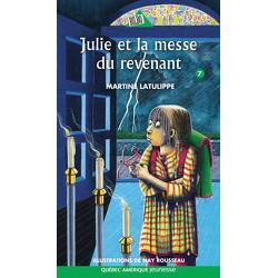 Julie et la messe du revenant - Julie 7
