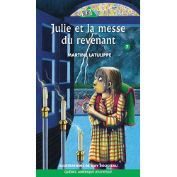 Julie et la messe du revenant - Julie 7