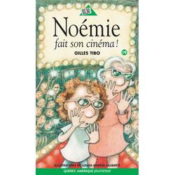 Noémie 19 - Noémie fait son cinéma !