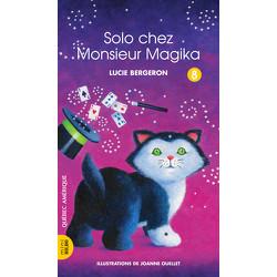 Solo chez Monsieur Magika - Solo 8