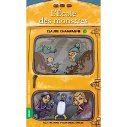 Marie-Anne 03 - L'École des monstres