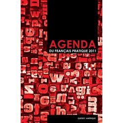 L'Agenda du français pratique 2011