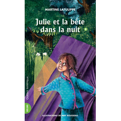 Julie et la bête dans la nuit - Julie 8