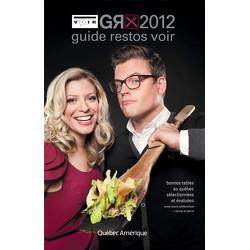 Guide Restos Voir 2012