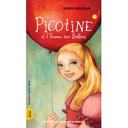 Picotine et l'Homme aux ballons - Picotine 1