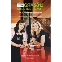 Guide Restos Voir 2013