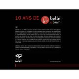 10 ans de Belle et Bum