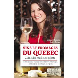 Vins et fromages du Québec