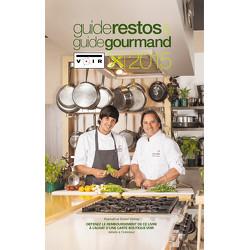 Guide restos Voir 2015