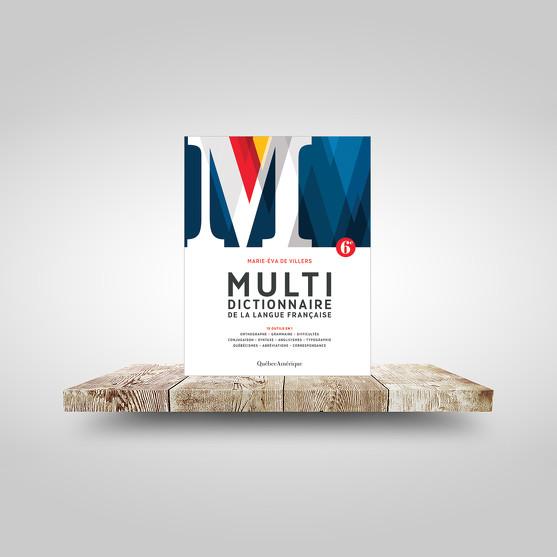 Le Multidictionnaire de la langue française (6e éd.)