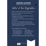 Julie  et les légendes - Intégrale