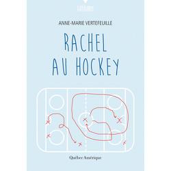 Rachel au hockey