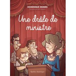 Charlotte 4 - Une drôle de ministre