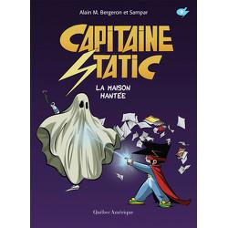 Capitaine Static 9 - La Maison hantée