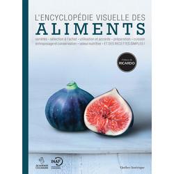 L'Encyclopédie visuelle des aliments (nouvelle édition)