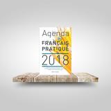 Agenda du français pratique 2018