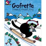 Gofrette - Frousse et chocolat chaud