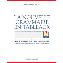 La Nouvelle Grammaire en tableaux - 5e éd.