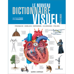 Le Nouveau Dictionnaire Visuel multilingue