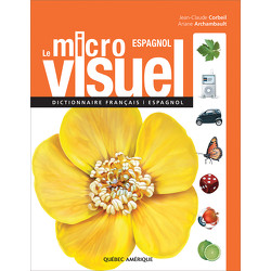 Le Micro Visuel français-espagnol