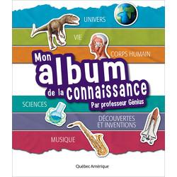 Mon album de la connaissance