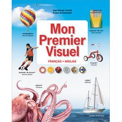 Mon Premier Visuel français-anglais, 2e édition