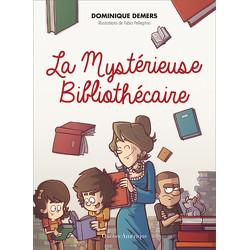 Charlotte 2 - La  Mystérieuse Bibliothécaire