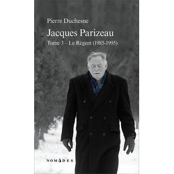 Jacques Parizeau, Tome III