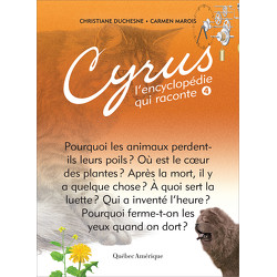 Cyrus, l'encyclopédie qui raconte - Tome 4