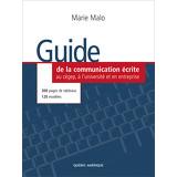 Le Guide de la communication écrite
