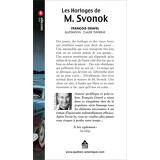 Les Horloges de M. Svonok