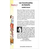 Les Cacahouettes de Babette