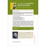 Guide du travailleur autonome (2e édition)