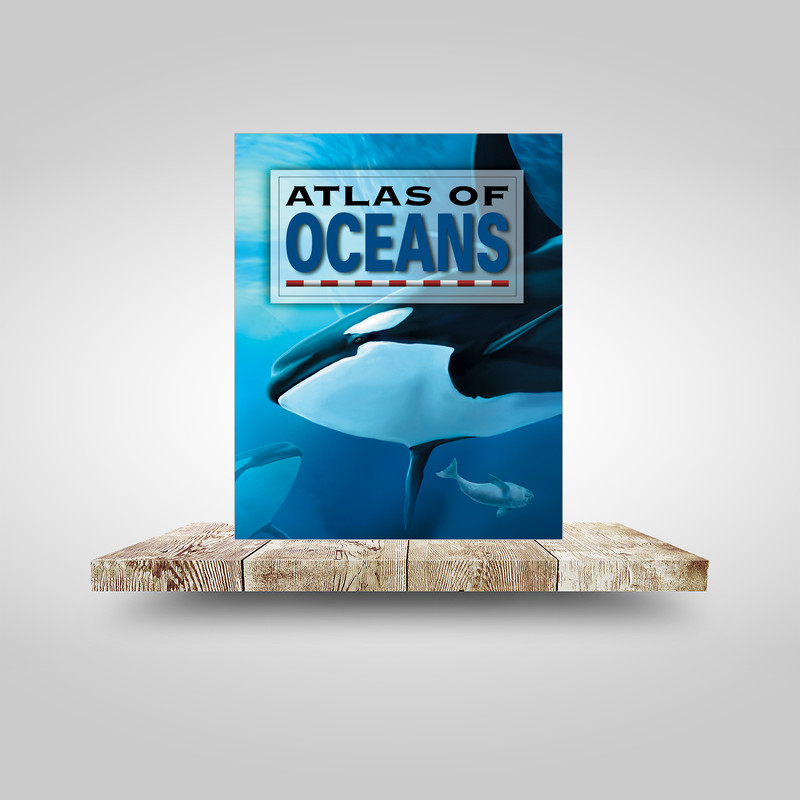 Atlas of Oceans - QA international - Collectif d'auteurs