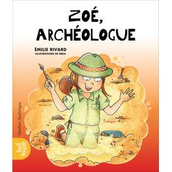 La classe de Madame Isabelle - Zoé, archéologue