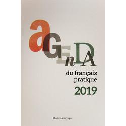 Agenda du français pratique 2019