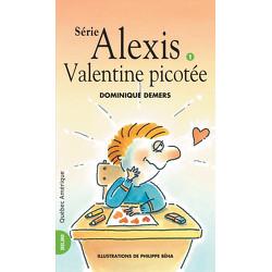 Valentine picotée - Alexis 1